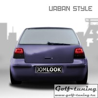 """VW Golf 4 Фонари светодиодные, черные """"Urban style"""""""
