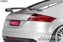 Audi TT 8J 06-14 Спойлер на крышку багажника