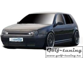 VW Golf 4 Бампер передний