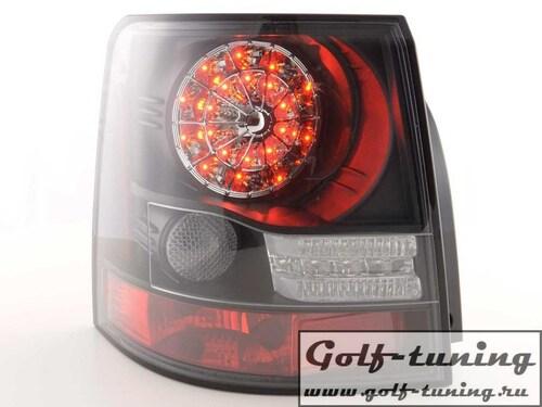 Range Rover Sport 06-10 Фонари светодиодные, черные