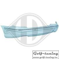 Mercedes W211 02-06 Бампер задний