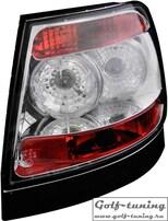 Audi A4 B5 95-00 Седан Фонари красно-белые