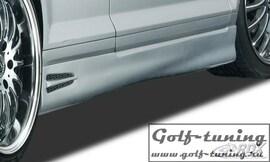 """Audi A3 8P Пороги """"GT4"""""""