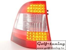 Mercedes W163 98-05 Фонари светодиодные, красно-белые