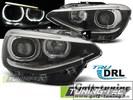 BMW F20/F21 11-14 Фары AE TRUE DRL черные