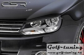 VW Eos 11- Реснички на фары