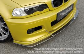 BMW E46 M3 00- Купе/кабрио Накладка на передний бампер