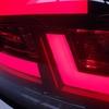 VW Scirocco 08-14 Фонари светодиодные, тонированные, с бегающим поворотником