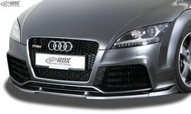 Audi TT 8J RS Спойлер переднего бампера VARIO-X