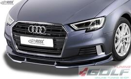 Audi A3 8V, 8VA Sportback, 8VS Limousine, 8V7 Cabrio 16- Накладка на передний бампер VARIO-X