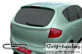 Seat Altea 5P 04- Спойлер на крышку багажника X-Line design