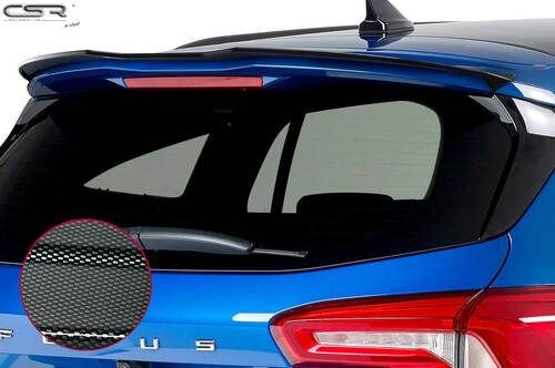 Ford Focus MK4 ST Turnier 18- Спойлер на крышку багажника Carbon look