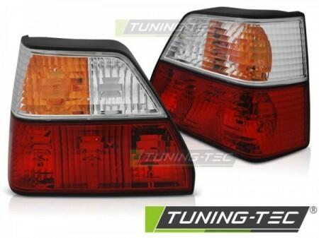 VW Golf 2 Фонари красно-белые