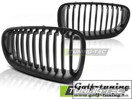 BMW F10/F11 10-13 Решетки радиатора (ноздри) черные