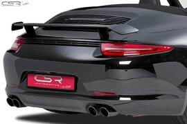 Porsche 911/991 11- Спойлер на крышку багажника
