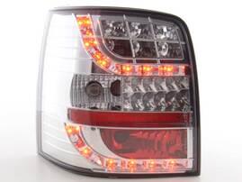 VW Passat 3B Универсал 97-00 Фонари светодиодные хром