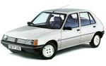 Тюнинг Peugeot 205