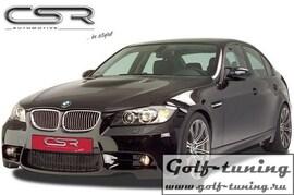 BMW E90/E91/E90 LCI/E91 LCI  05-11 Бампер передний
