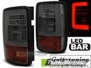 VW Caddy 03-15 Фонари светодиодные, Led Light bar тонированные