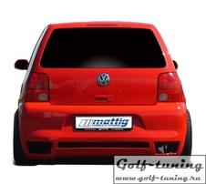 VW Lupo Бампер задний