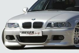 BMW E46 00-02 Седан/Универсал Передний бампер в стиле M3