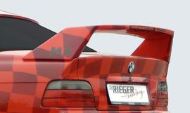 BMW E36 Купе Спойлер на крышку багажника с стоп сигналом
