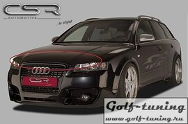 Audi A4 B6 00-04 Ресница Badlook из металла SF-Line design