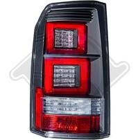 Land Rover Discovery 04-13 Фонари светодиодные, черные