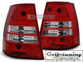 VW Golf 4 / Bora универсал Фонари красно-белые
