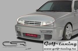 VW Vento 92-98 Ресница Badlook из металла X-Line design