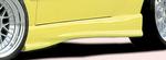 VW Corrado Накладки на пороги