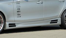 BMW E87 04-11 Накладки на пороги