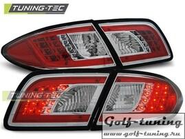Mazda 6 02-07 Седан Фонари светодиодные, красно-белые