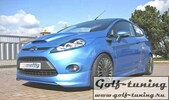 Ford Fiesta 09- Ресницы