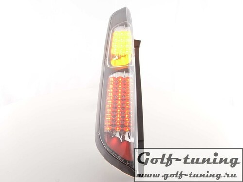 Ford Focus 08-11 5Дв Фонари светодиодные, черные