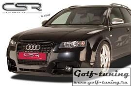 Audi A4 B6 Typ 8E 00-04 Бампер передний