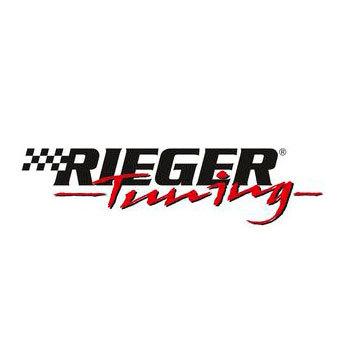 Накладка для переднего бампера Rieger 00187637 carbon