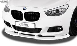 BMW 5er F07 GT M-Technik 2009-2013 Накладка на передний бампер VARIO-X