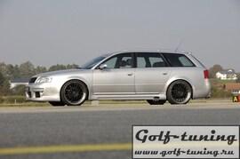 Audi A6 4B 97-04 Накладки на пороги