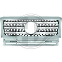 Mercedes W463 89-13 Решетка радиатора G55 Хром