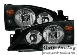 Ford Mondeo 00-07 Фары черные