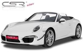 Porsche 911(991/996/997/981C Cayman/Boxster) 97- Накладки на передний бампер боковые