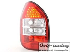 Opel Zafira A Фонари светодиодные, красно-тонированные