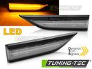 VW T6 2015-19 Повторители с динамическим бегающим эффектом хром