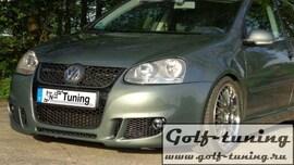 VW Golf 5 Бампер передний Sportface