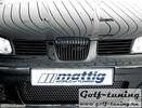 Seat Ibiza / Cordoba 99-02 Решетка радиатора без значка черная