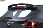 Opel Astra J 09-15 Хэтчбек Спойлер на крышку багажника