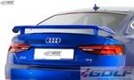 Audi A5 (F5) Coupe/Cabrio/Sportback Спойлер на крышку багажника