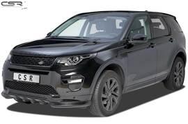 Land Rover Discovery Sport 15- Спойлер переднего бампера