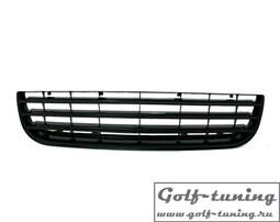 VW Polo 9N 05-09 Решетка радиатора без значка черная